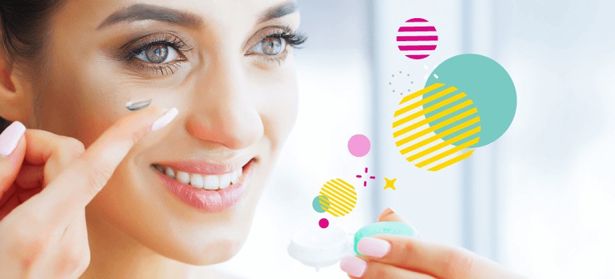 Guidelines for Choosing Color Contact Lenses
