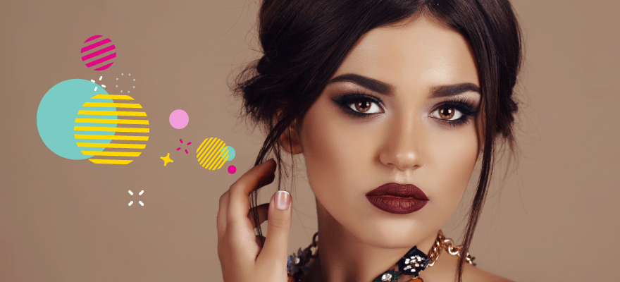 Make Your Contact Lenses Pop with Gorgeous Makeup Colors